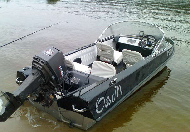 лодка обь 3: